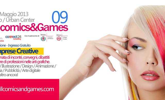 Fullcomics&Games 2013: programma e vincitori
