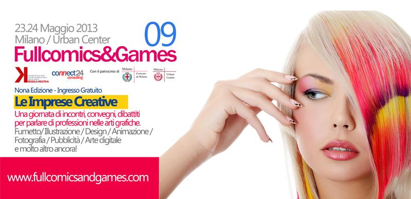 Fullcomics&Games 2013