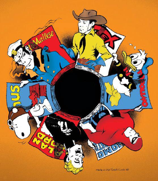 Reggio Emilia: domani la 50esima mostra mercato del fumetto