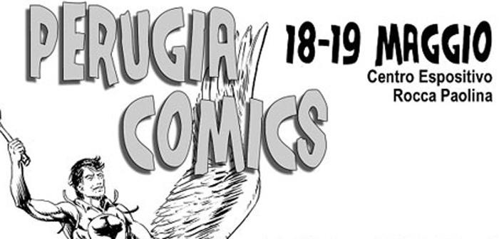 Perugia Comics 2013: ospiti e programma
