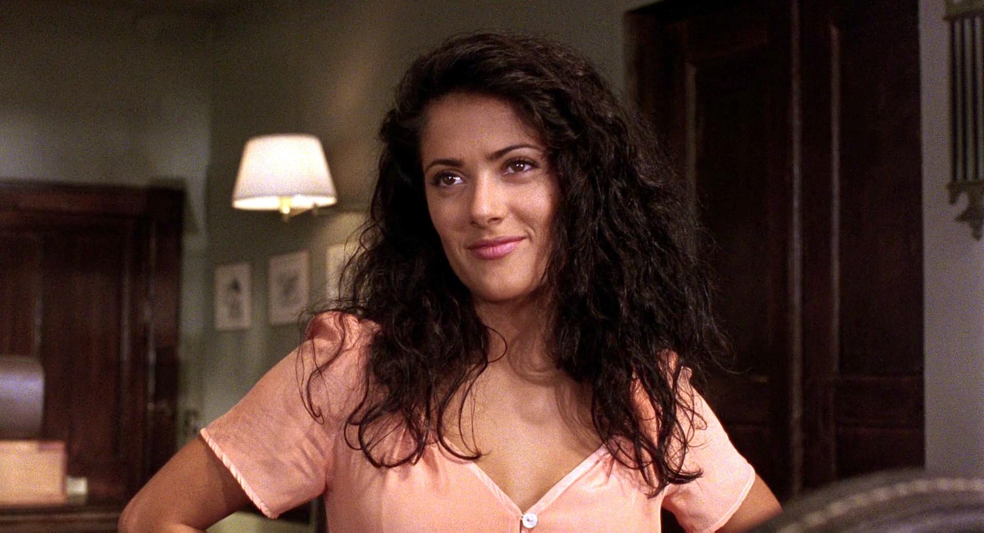 L'attrice Salma Hayek