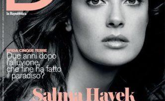 Salma Hayek Cover