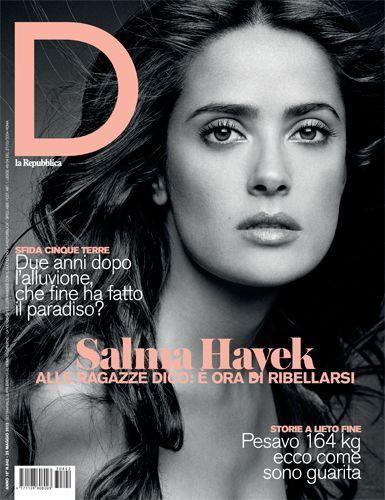 Salma Hayek, quando un'attrice diventa testimonial