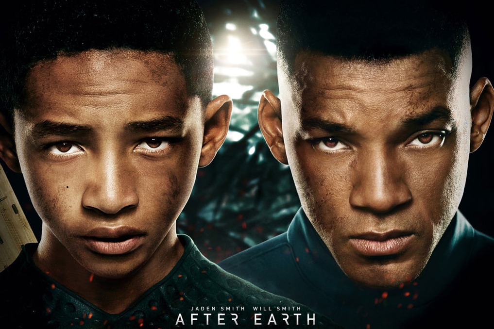 Film al cinema per nerd (3): After Earth, POE, Il libro della giungla