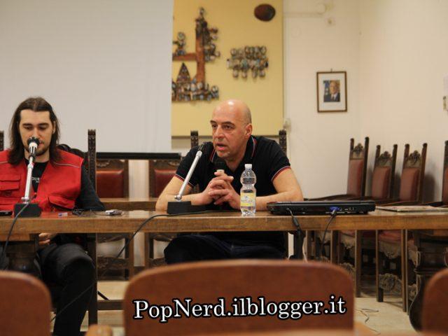 Albissola Comics 2013: Incontro con Ade Capone [VIDEO]