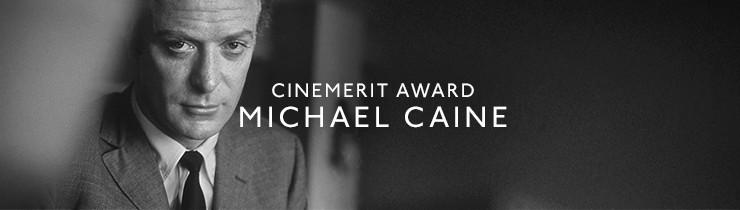 Michael Caine Munich International Film Festival