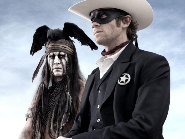 Film al cinema per nerd (6): The Lone Ranger, Peter Pan, World War Z