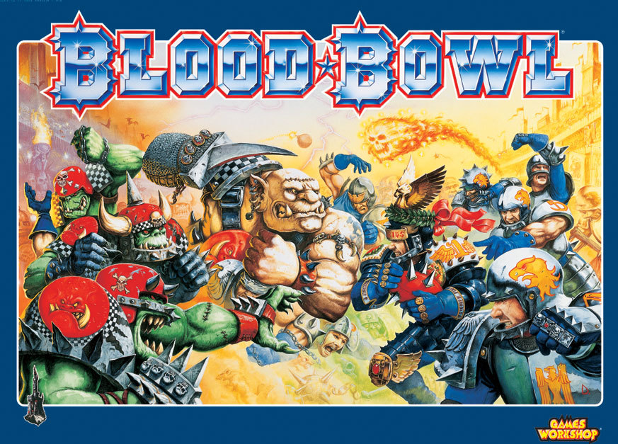 Lucca si candida per ospitare i mondialie di Blood Bowl