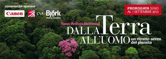 Dalla Terra all'Uomo, a Bard in mostra il lavoro di Yann Arthus-Bertrand
