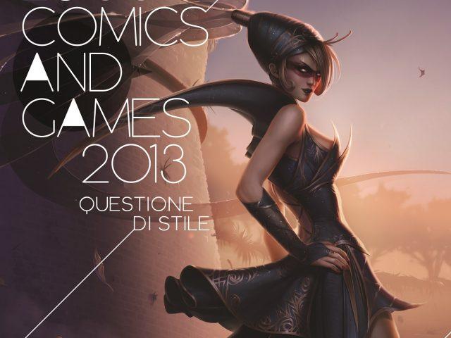 Lucca Comics and Games 2013: presentazione Aree Comics e Games
