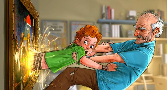"""""""Art Story"""", la Disney cerca fondi su KickStarter per il nuovo film"""