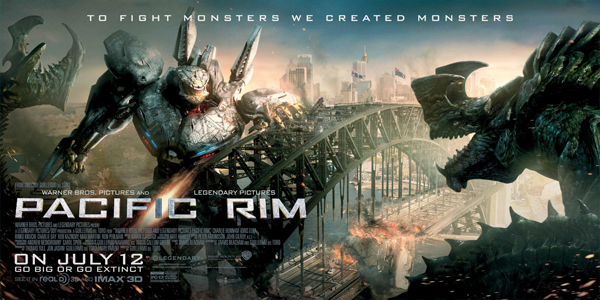 Film al cinema per nerd (8): Pacific Rim