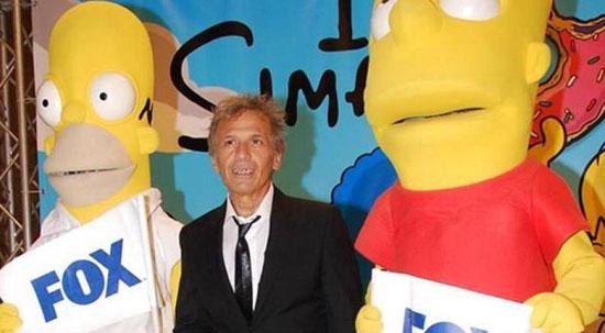 Morto il doppiatore Tonino Accolla: rivediamo Homer Simpson e tutti i suoi cartoni animati