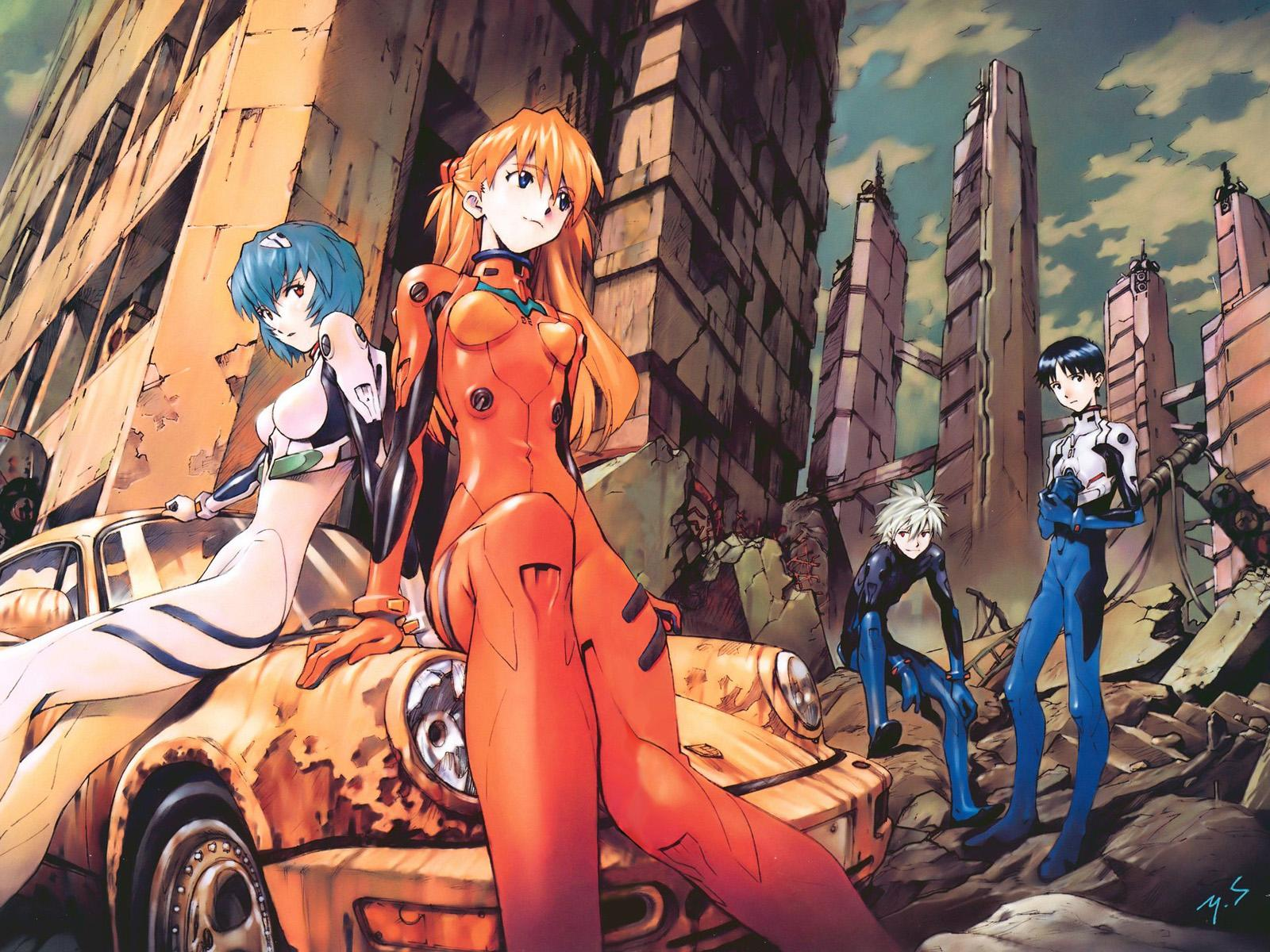 Film nerd (15): Elysium, Rebuild of Evangelion 1 e 2