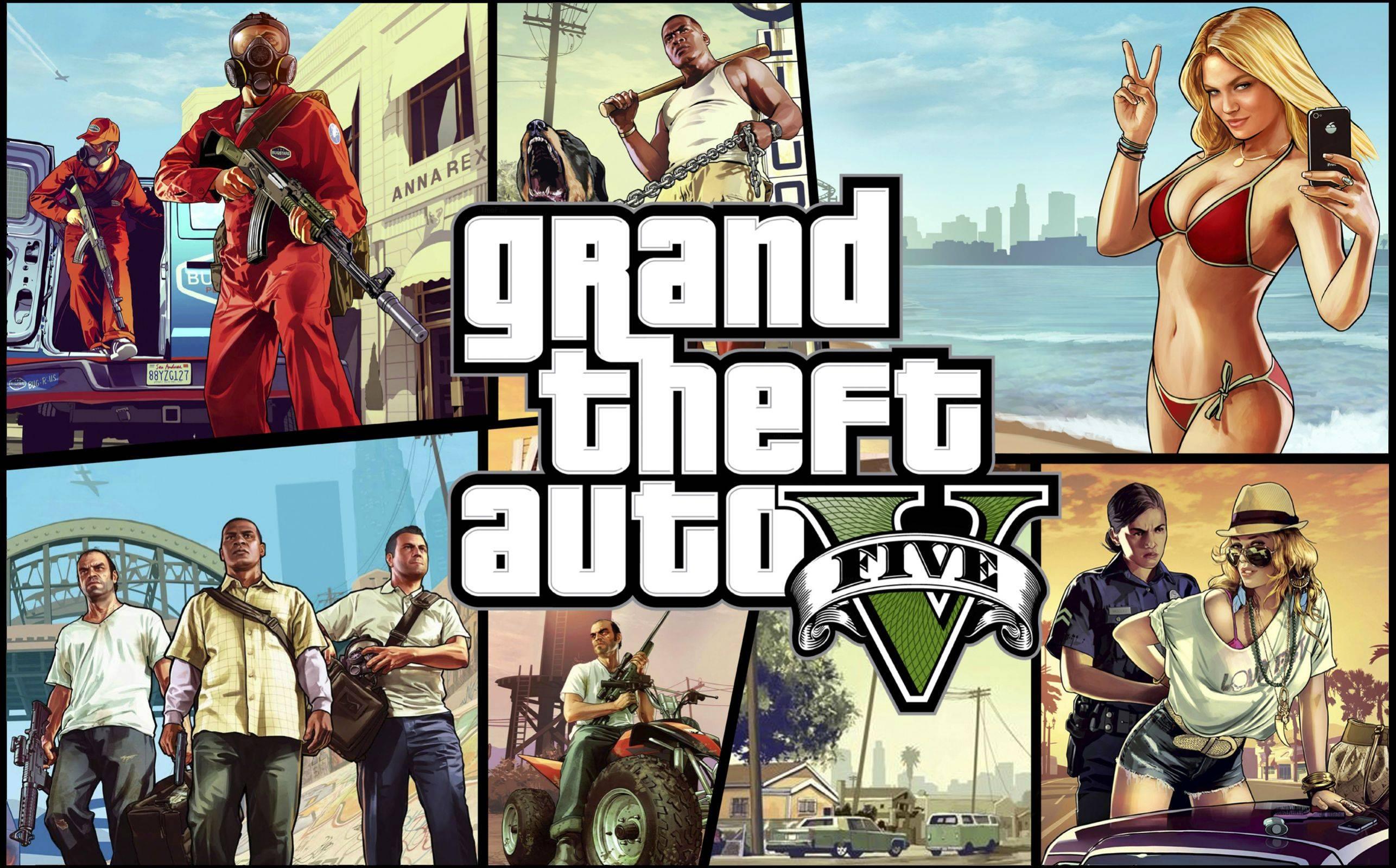 GTA 5: tutte le novità sulla nuova edizione in uscita a settembre