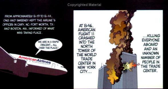 11 settembre 2001: i migliori fumetti sul tema