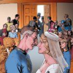 Matrimonio-Reed Richards-Sue-Storm