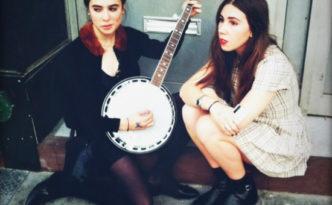 Clara e Zosia Mamet