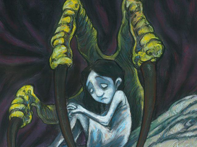 Enrico Bante presenta I bambini inchiodati (Cyrano Comics)