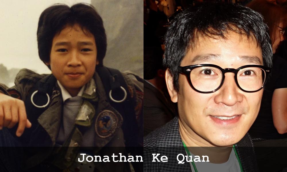 Jonathan Ke Quan ne I Goonies