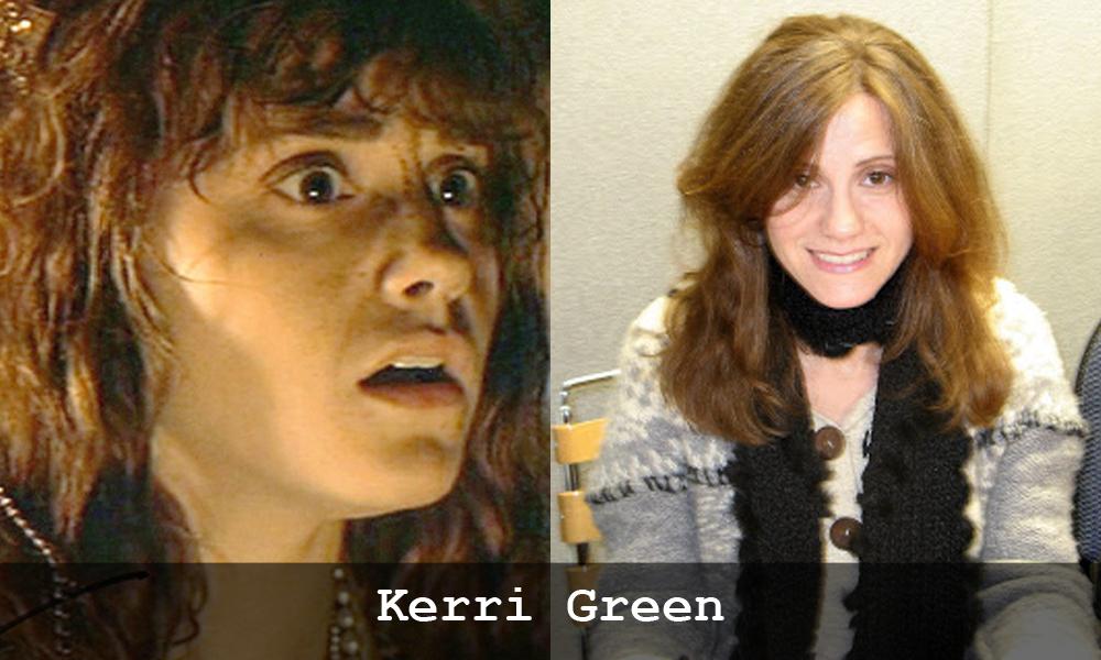Kerri Green in I Goonies