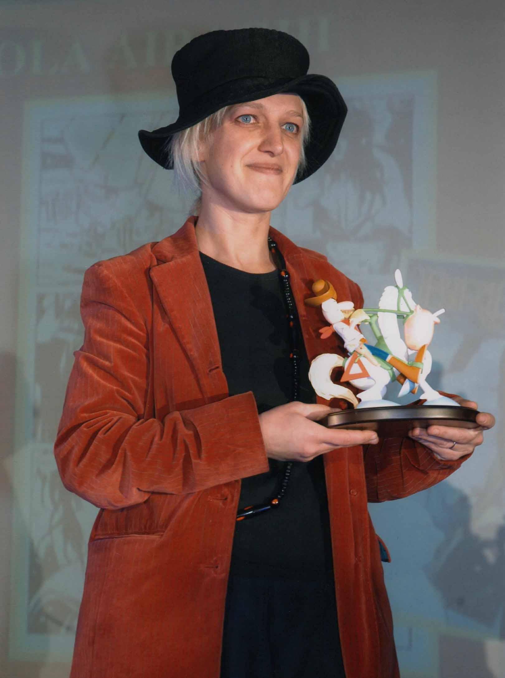 Lola-Airaghi-Premio-CoccoBill-2005