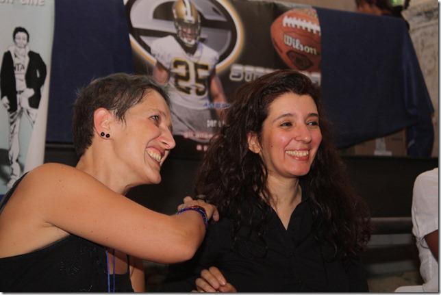 Lola Airaghi e Paola Barbato