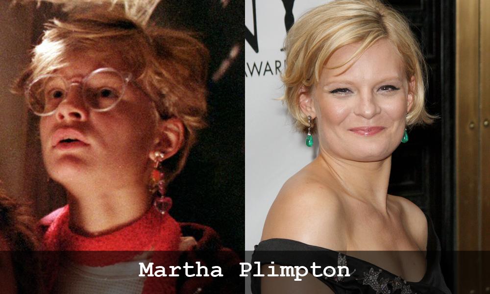 Martha Plimpton in I Goonies