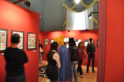 Lucca Comics 2013: inaugurate le mostre
