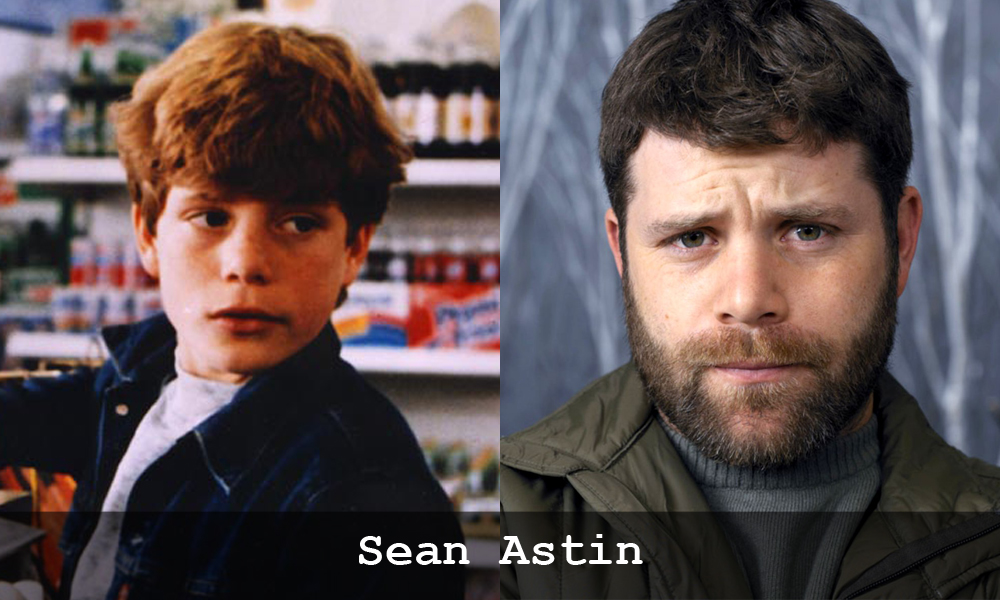 Sean Astin in I Goonies