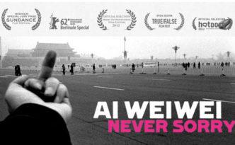 Ai-Weiwei-Never-Sorry