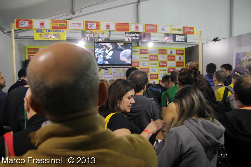 Lucca Comics and Games 2013: resoconto (parte 1)