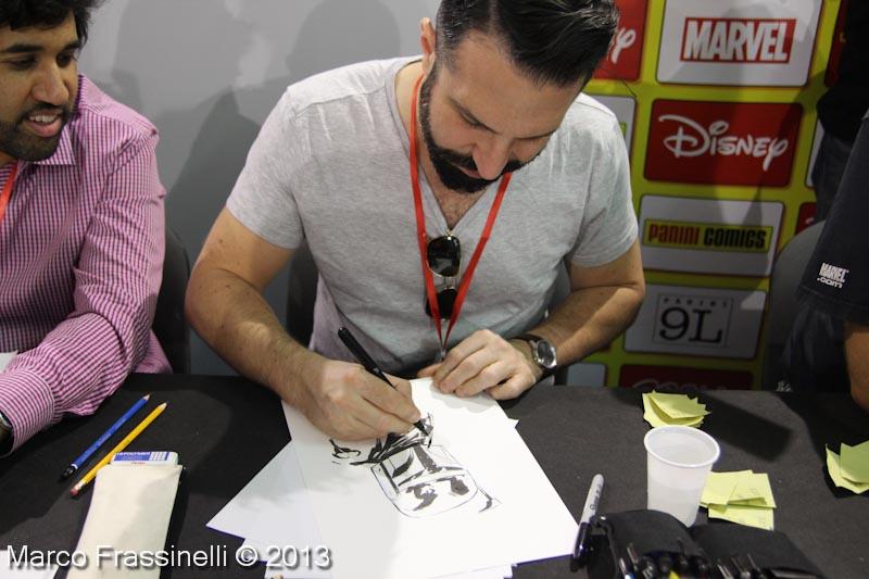 Lucca Comics and Games 2013: resoconto (parte 2) Padiglione San Martino