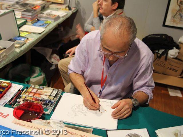 Lucca C&G 2013: resoconto Padiglione Giglio