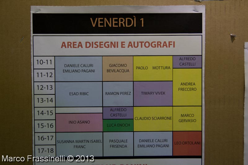 Lucca-comics-2013-Panini