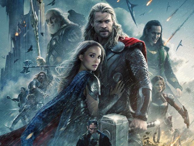 Film nerd (19): Thor 2, Jobs