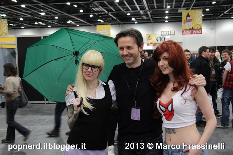 London Super Comic Con 2013: la gallery fotografica