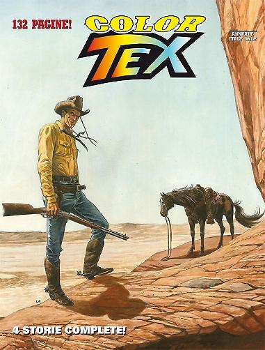 Tex Color 4: la recensione