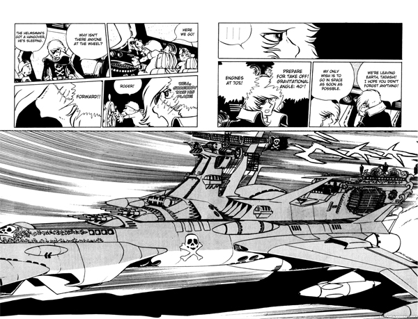 Capitan Harlock (manga)