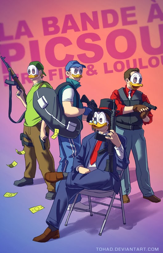 Tohad-Ducktales