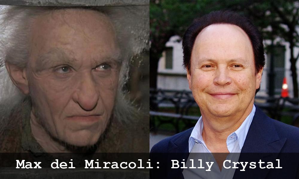 Billy Crystal in La storia fantastica