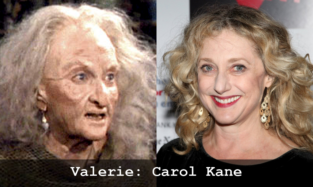 Carol Kane in La storia fantastica