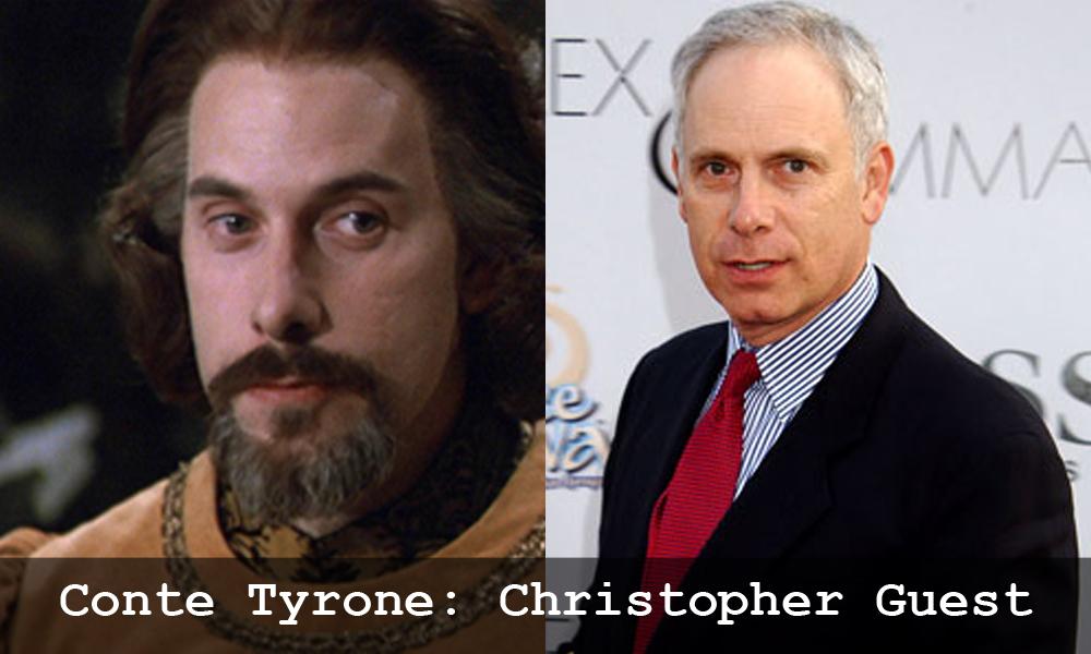 Christopher Guest in La storia fantatica