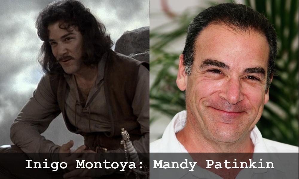 Mandy Patinkin in La storia fantatica