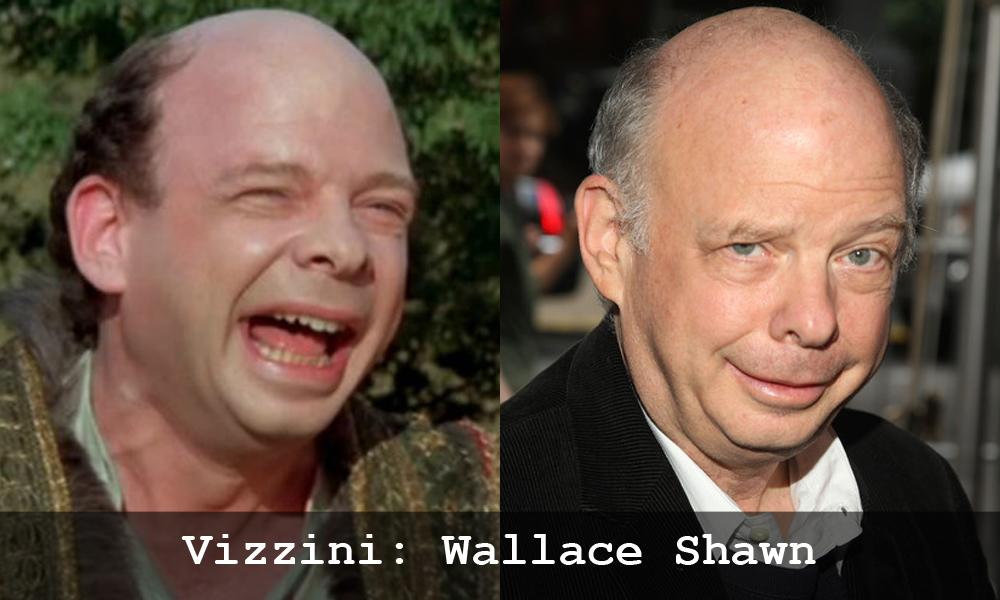Wallace Shawn in La storia fantatica