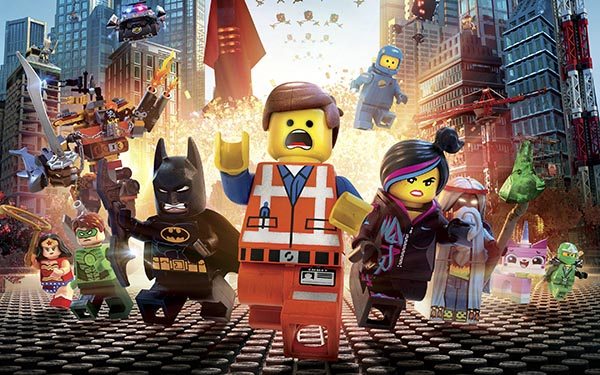 Film Nerd (31): The Lego Movie, Saving Mr. Banks