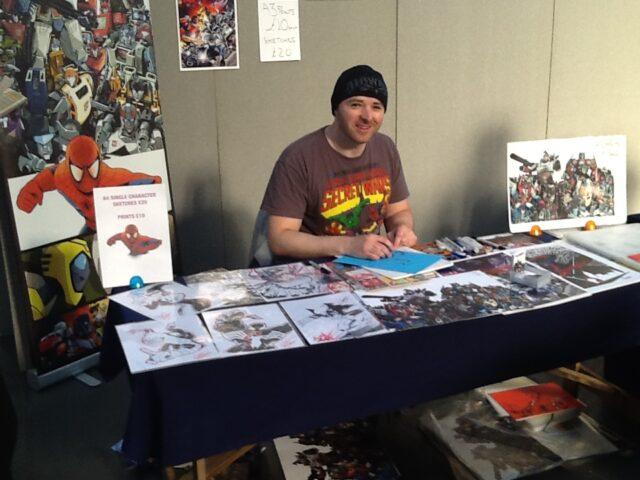 London Super Comic Con 2014: nuovi ospiti (parte 2)