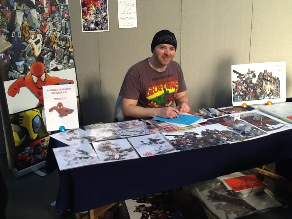 London Super Comic Con 2014: nuovi ospiti (parte 2)