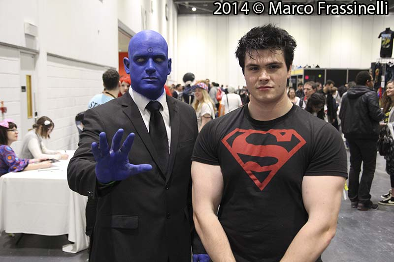 London Super Comic Con 2014: la fotogallery