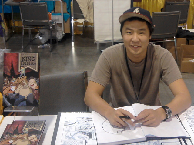 Wook-Jin Hunter Clark